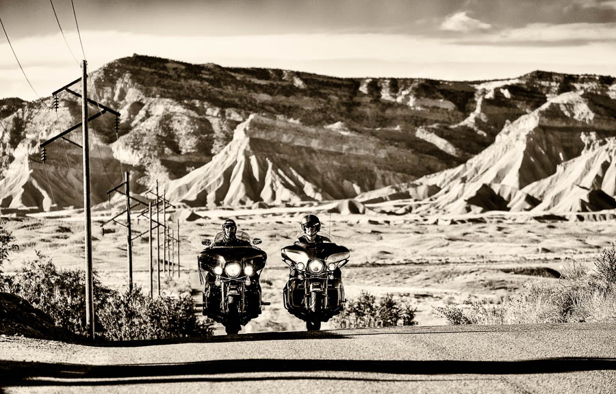 Motortour USA - GrandJunction, Colorado - © Fotografie: Martin Hogeboom