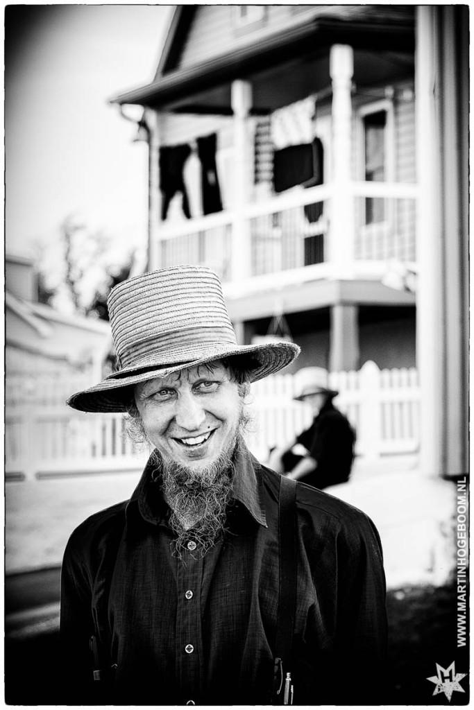 Amish in Lancaster Pennsylvania - © Fotografie: Martin Hogeboom