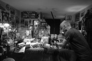 behind the scenes Breemans Museum - © Fotografie: Martin Hogeboom
