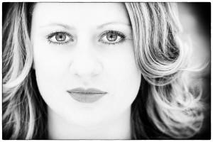 Sharon, model Schuurman Schoenen tijdens fotoshoot in Ruurlo - © Fotografie: Martin Hogeboom